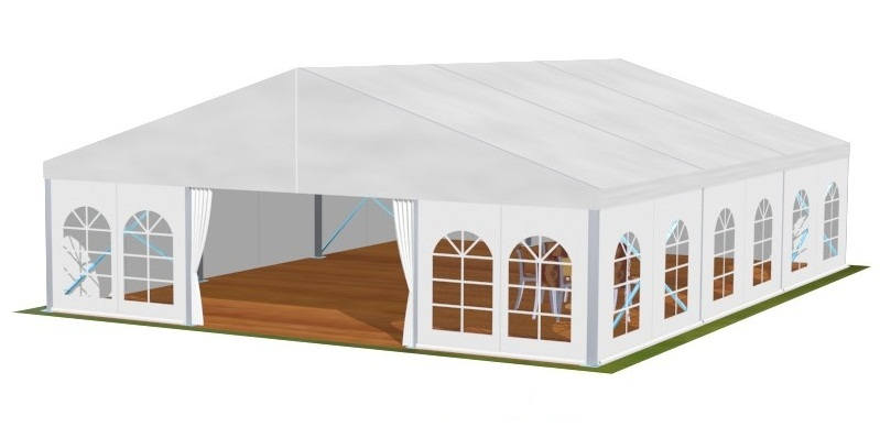 Reception marquees 12m