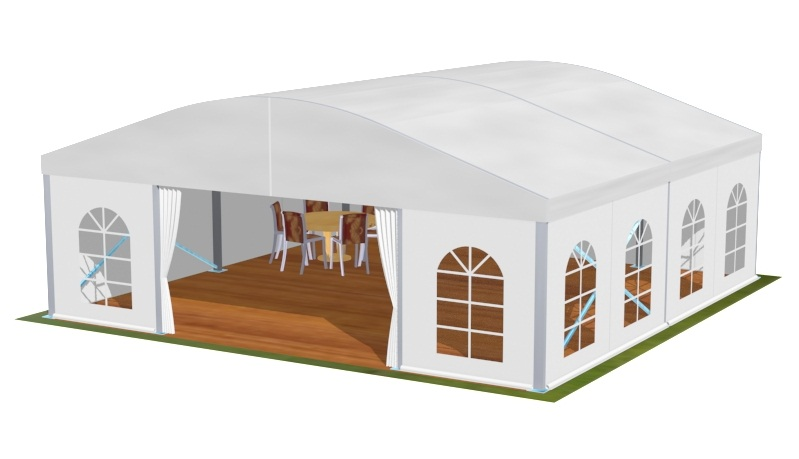 Tente dôme 10m
