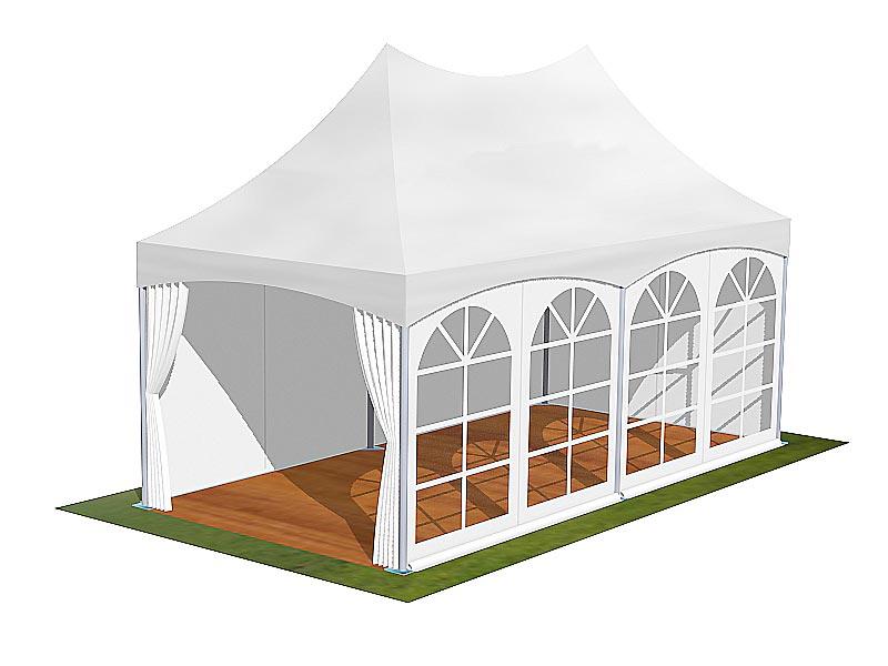 Tente de reception 3x6m