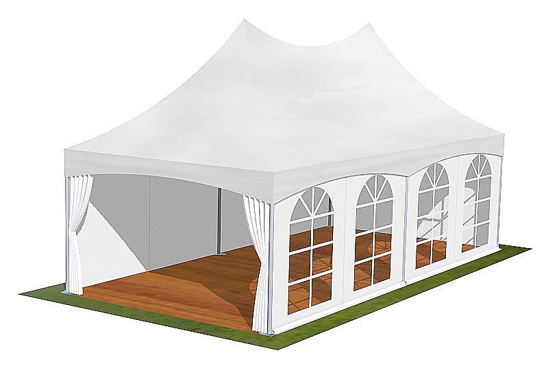 Tente de reception 4x8m