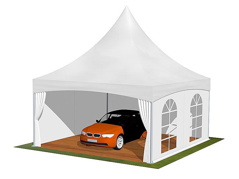 Tente de reception 5m