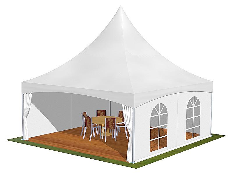 Tente de reception 6m